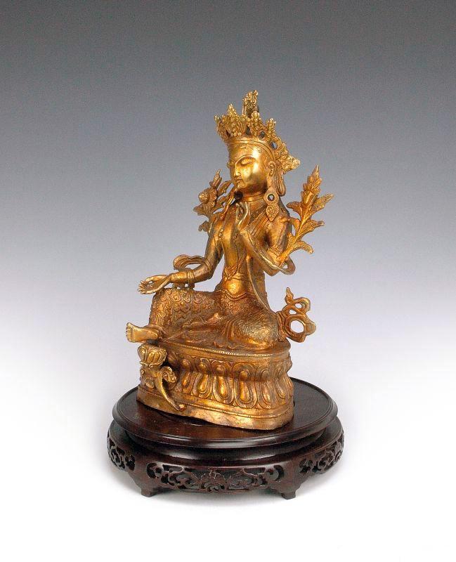 Green Tara Buddha