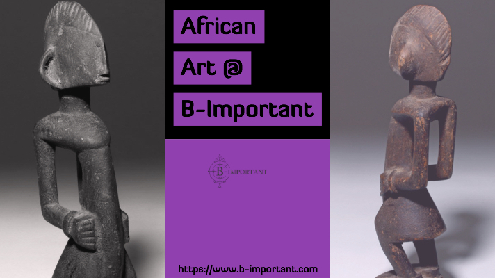 African Art at B-Important
