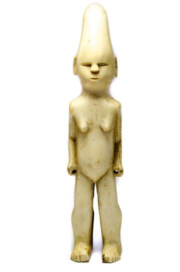 Mangbetu ivory figure
