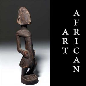 African Art items for sale B-important
